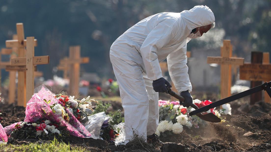 """OMS: """"La cifra de dos millones de muertes por covid-19 no solo es imaginable, sino que es muy probable"""""""