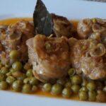 Receta de Osobuco de pavo en salsa