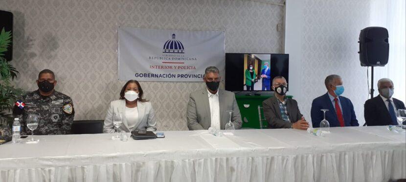 Ministerio de Interior y Policía y Alcaldía activan Mesa de Seguridad Ciudadana y Genero en Santo Domingo Este