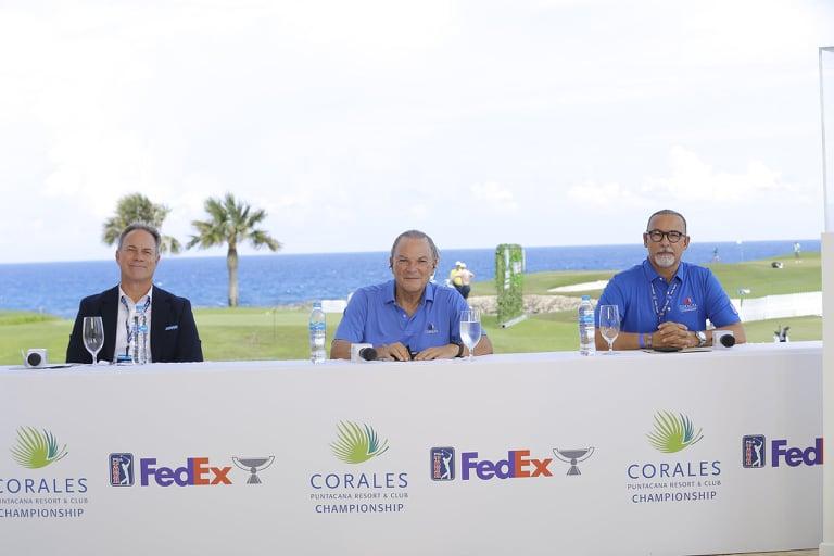 Punta Cana: arranca tercera edición de Corales Championship PGA Tour