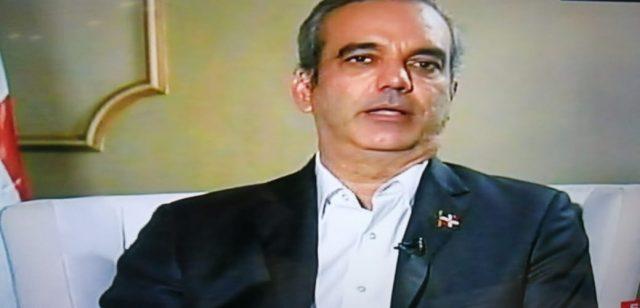 Presidente Abinader: no habrá impunidad por lo pasado, ni tampoco por el futuro
