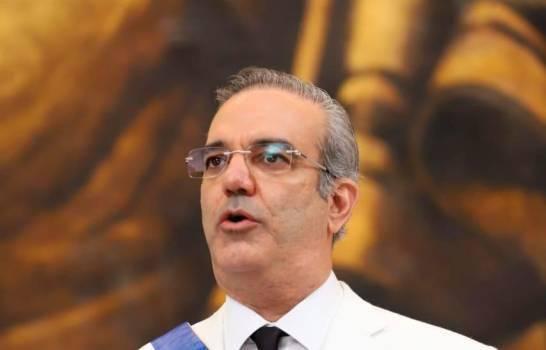 Presidente Luis Abinader hablará al país esta noche