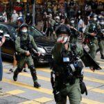 Represión en Hong Kong: la policía detuvo a más de 280 manifestantes que reclamaban contra el aplazamiento de las elecciones
