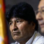 Sala Constitucional de Bolivia se pronuncia a favor de la inhabilitación de la candidatura de Evo Morales al Senado