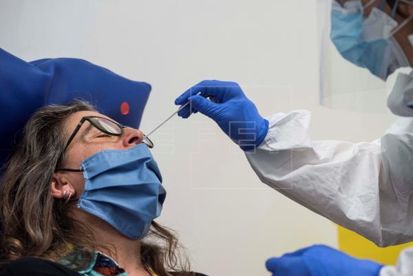 Salud Pública reporta 7,492 y 6,952 pruebas PCR en últimos dos boletines