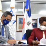 Superintendencia de Seguros - ITLA firman acuerdo para implementar transformación digital en el sector asegurador