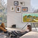 The Frame TV se adapta a la estética de cualquier estilo decorativo, gracias a su versatilidad