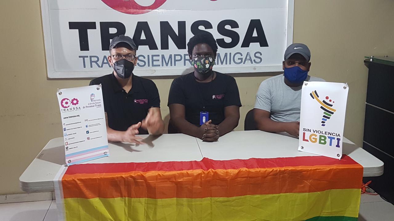 Voluntariado GLBT felicita accion de la Vice Ministra Delia Leticia Jorge Mera