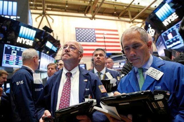 Wall Street sufre su mayor caída en casi tres meses lastrado por la tecnología