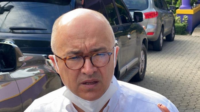 Domínguez Brito dice verdad y justicia deben prevalecer en casos de sometimientos que involucran pasados funcionarios
