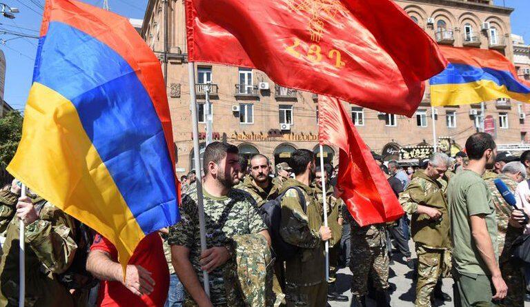 """La embajadora de Armenia en Argentina denunció que Turquía contrató a """"unos 4 mil mercenarios de ISIS"""" en apoyo de Azerbaiyán"""