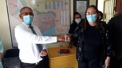Designan nuevo director en la Dirección Municipal Área II de Salud SDE