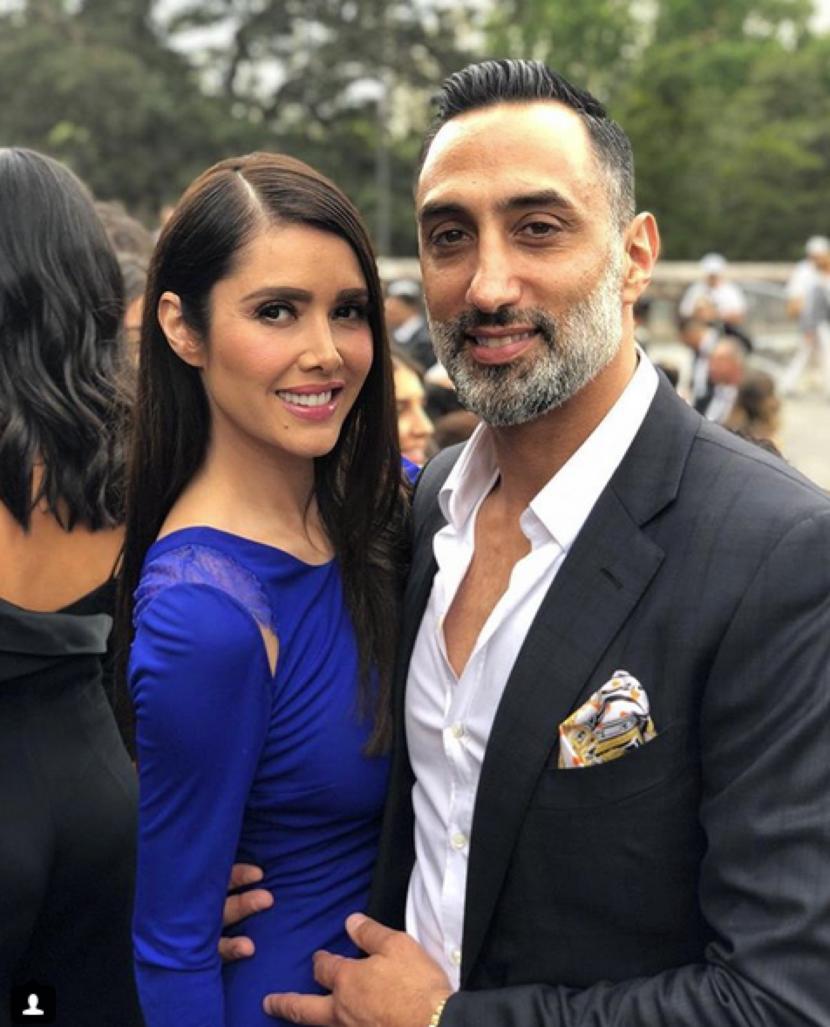 Ex esposo de Marlene Favela reaparece, ¿con mensaje para la actriz?