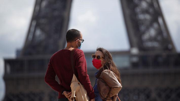 Francia registró más de 10 mil casos de coronavirus en 24 horas y muertes llegan casi a 31 mil