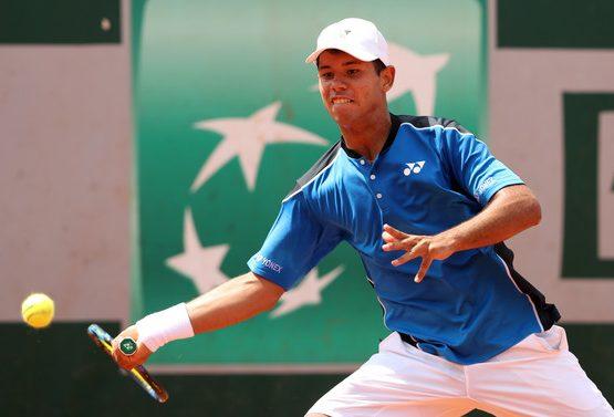 Hardt tiene como prioridad escalar en el tenis de Portugal