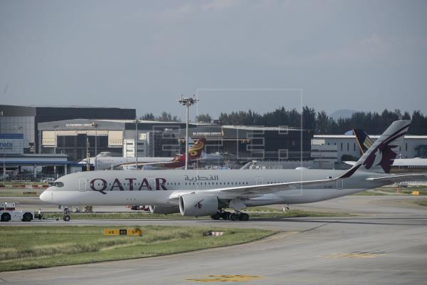 Qatar Airways perdió 1.922 millones de dólares en 2019-2020