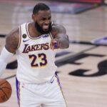 LeBron James vuelve a una final de conferencia, ahora con Lakers