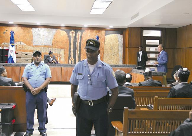 Juicio a los encartados en caso de Odebrecht vuelve hoy a estrados
