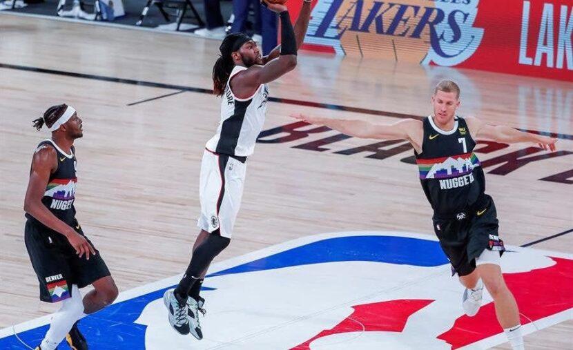 Leonard y los Clippers colocan contra la pared a los Nuggets en los playoffs