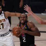 Kawhi Leonard aporta 29 en la paliza de Clippers sobre Nuggets