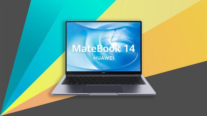 El nuevo Huawei MateBook 14 apuesta por AMD y batería de larga duración
