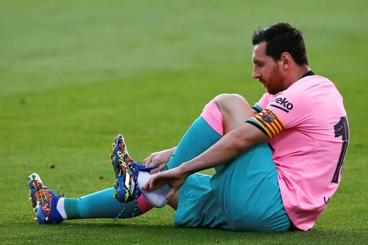 """Lionel Messi sobre el adiós de Suárez: """"A esta altura, ya no me sorprende nada"""""""