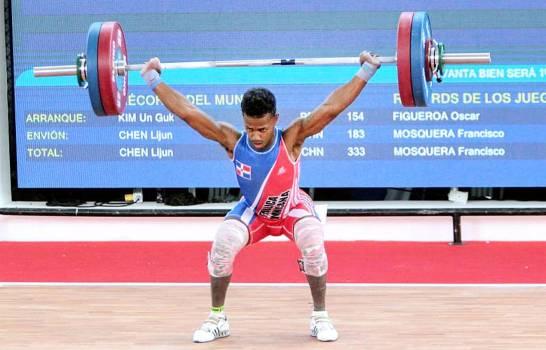 Pirón está separado de la selección de pesas por bajo rendimiento, no indisciplina