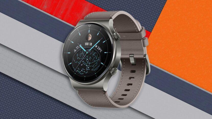 El Huawei Watch GT 2 Pro tiene seguimiento de más de 100 deportes y batería para dos semanas