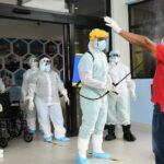 Se reduce la ocupación de camas UCI para el coronavirus