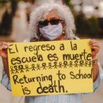 Activista dominicana por la educación advierte reapertura de escuelas en Nueva York es la muerte