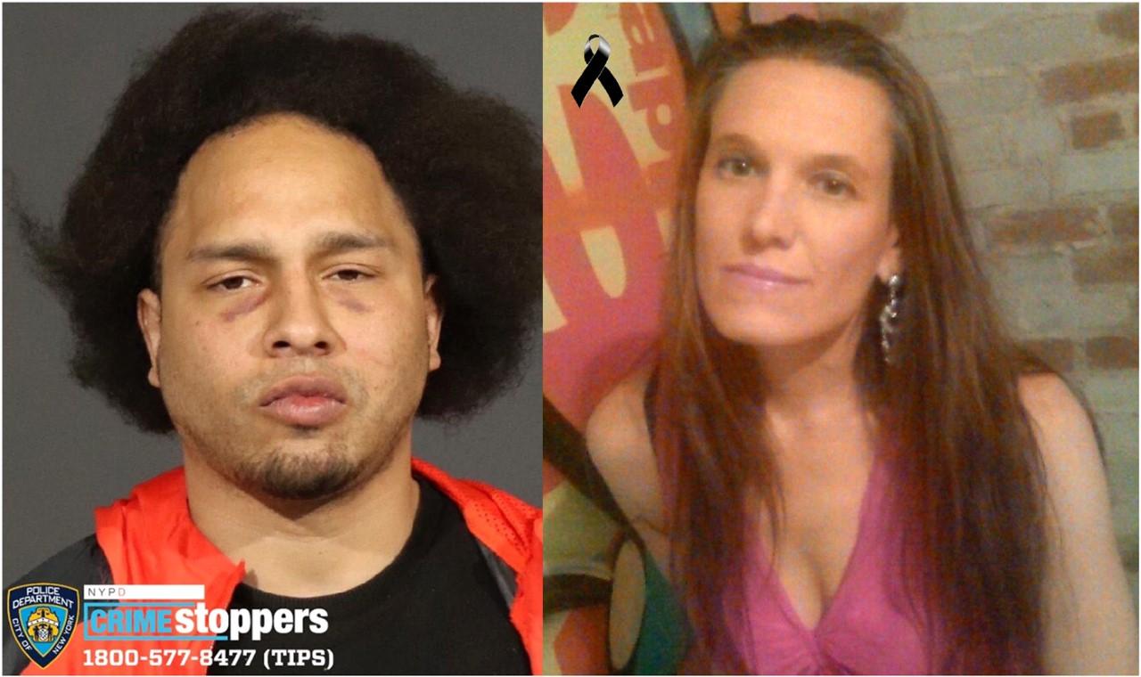 Dominicano buscado por asesinato de mujer en Alto Manhattan amenaza con matar policías y suicidarse