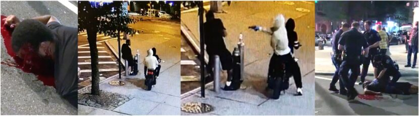 Encapuchados ejecutaron a quemarropa de varios tiros un dominicano en el Alto Manhattan