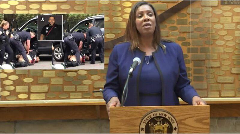 Fiscal General de Nueva York concluye investigación exculpando a policías por muerte de dominicano