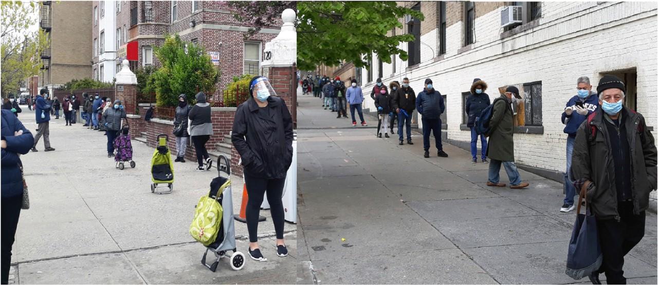 Miles de dominicanos afectados en Nueva York por medida de Trump para anular fondos a programas de comida gratis