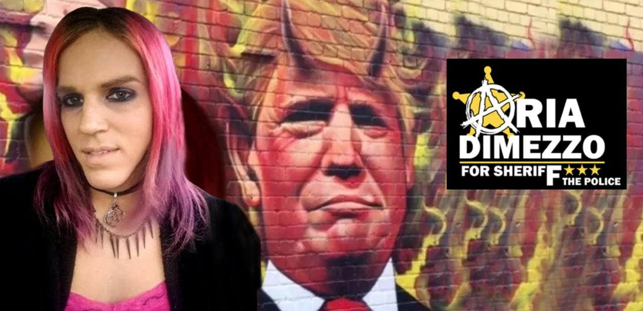 Transexual anarquista y satánico es candidato republicano a sheriff en condado de New Hampshire