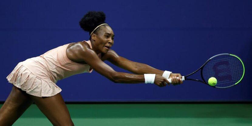 Por primera vez en su carrera Venus Williams cae en primera ronda del US Open