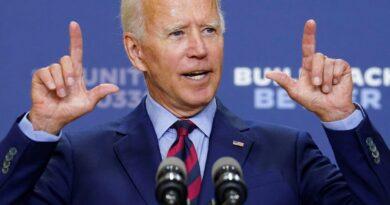 Joe Biden gana apoyo entre latinos e indios