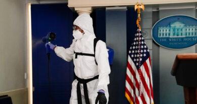 """Un reportero estadounidense afirma que se sintió """"más seguro en Corea del Norte que actualmente en la Casa Blanca"""" por el brote de covid-19"""