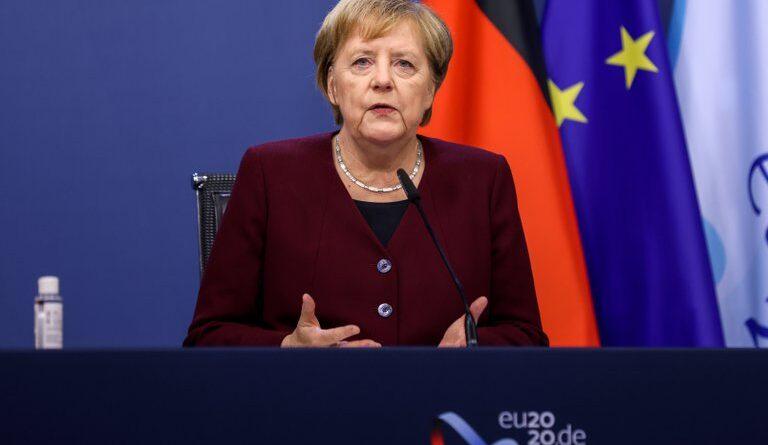 """Angela Merkel: """"Tenemos que prepararnos por si no hay un acuerdo para el Brexit"""""""