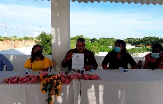 Regidor de SDE aclara es inocente de imputaciones sobre invasión en Los Farallones