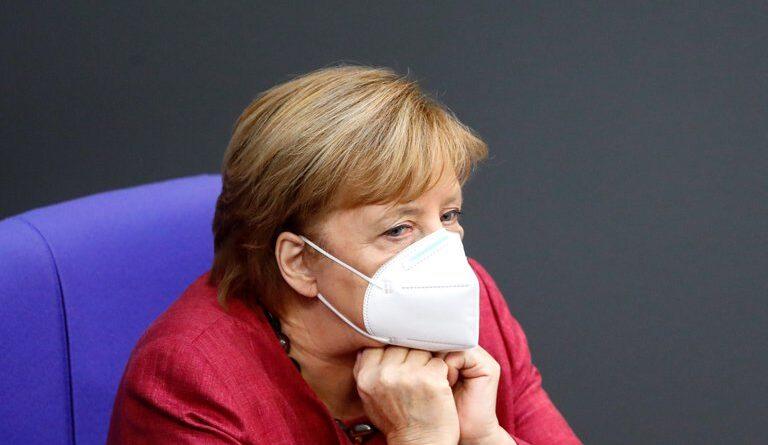 """ATENCION: Angela Merkel reconoció una """"situación dramática"""" en Alemania, con un nuevo récord de casos de coronavirus en el país"""