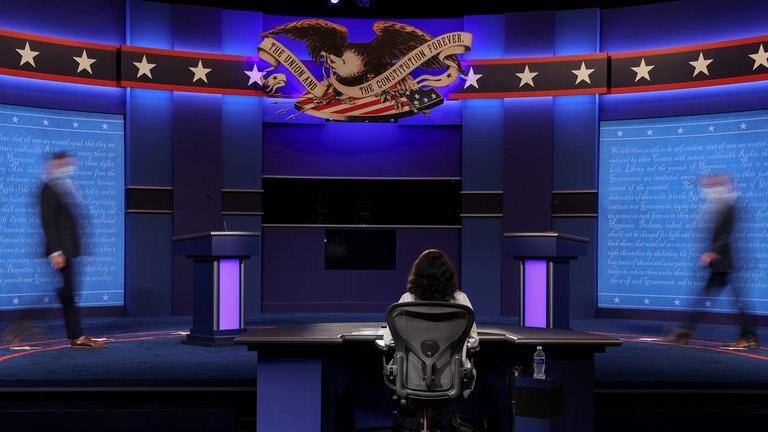 ATENCION: Trump y Biden volverán a enfrentarse en el segundo y último debate antes de las elecciones presidenciales