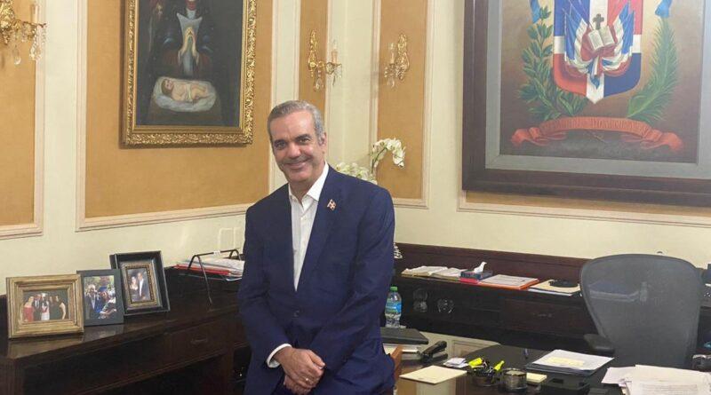 Abinader visitará Los Alcarrizos este domingo