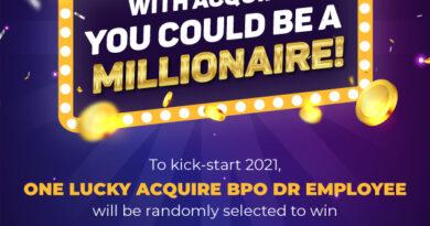Acquire BPO sorprende a sus colaboradores dominicanos con un bono millonario