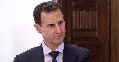 """Bashar Al Assad: """"La guerra en Siria todavía no ha terminado"""""""