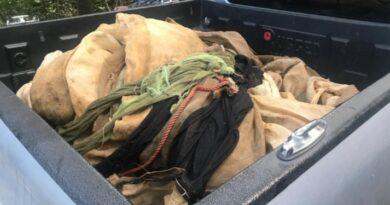 Codopesca realiza operativo contra la pesca ilegal