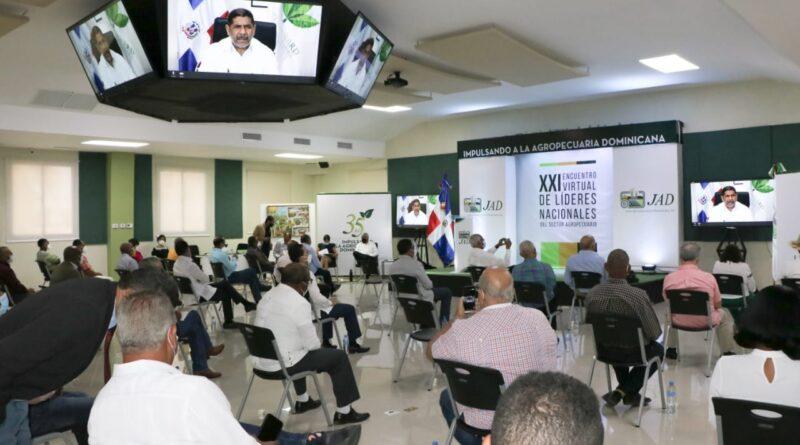 Concluye Encuentro Nacional de Líderes del Sector Agropecuario