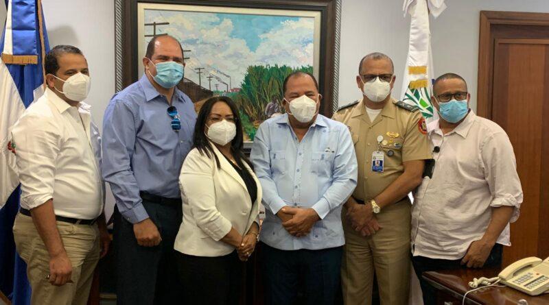 Diputada Servia Iris Familia gestiona recuperación de terrenos invadidos de dominicanos en USA