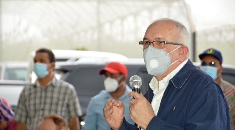 El administrador del Bagrícola pide a los productores agropecuarios unirse al Gobierno para devolver el progreso al campo