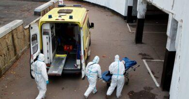 Rusia registró su peor balance diario de víctimas del coronavirus: 13.868 contagios y 244 muertes